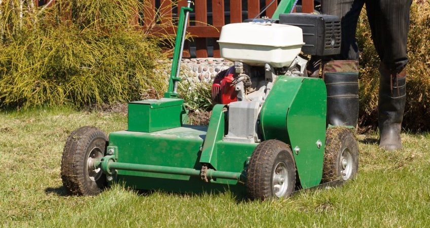 Best Time To Aerate Lawn in New England