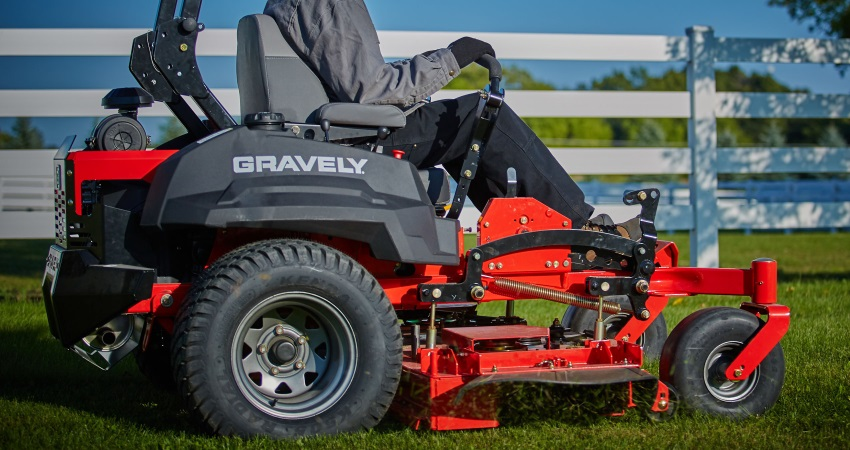 Gravely Zero Turn Lawn Mower Dealer in Connecticut