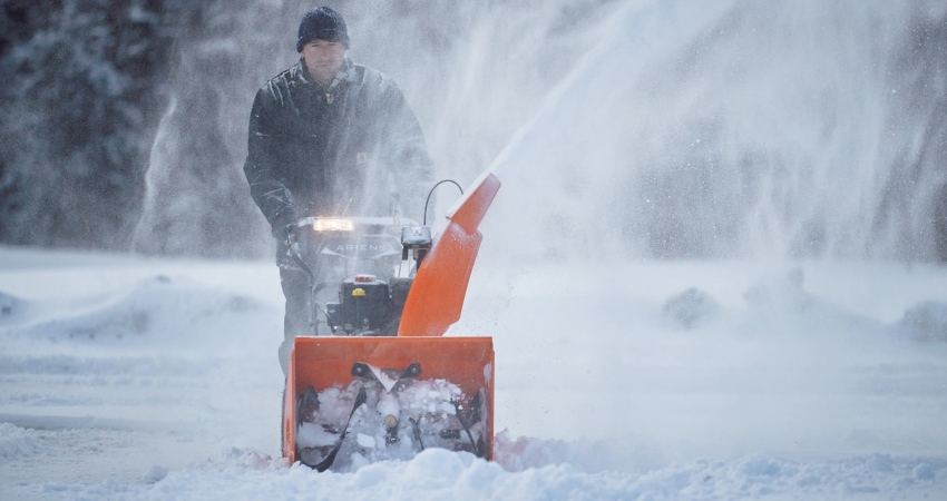 Snow Blower Dealer CT