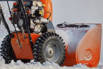 Snow Blower Sales & Repairs in CT